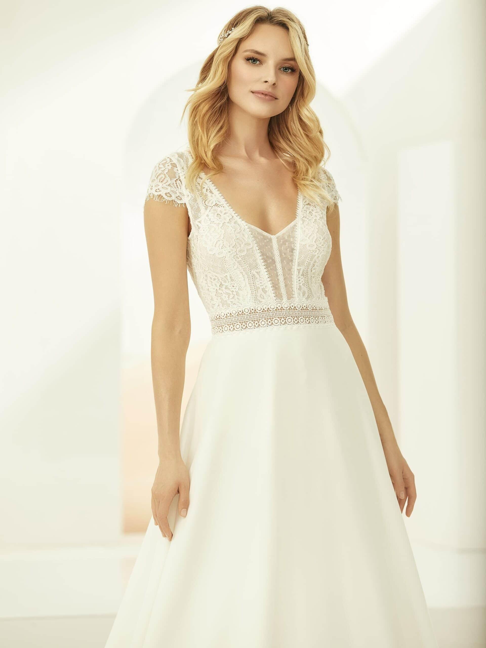 billige brudekjoler online Arleta
